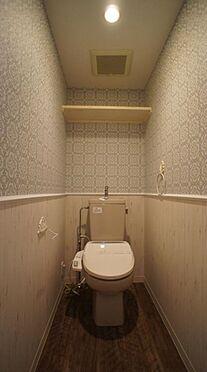 マンション(建物全部)-相模原市中央区矢部1丁目 トイレ