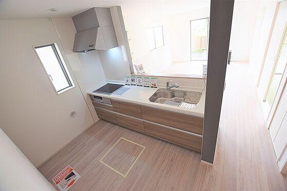 新築一戸建て-仙台市青葉区北山3丁目 キッチン