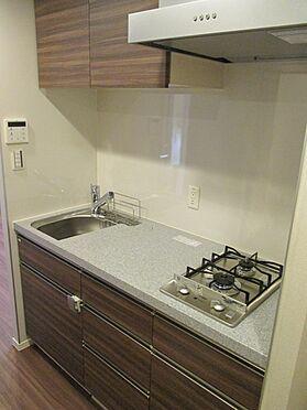 中古マンション-中央区銀座8丁目 システムキッチン