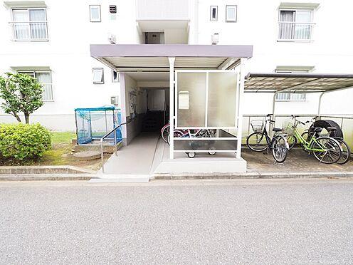 中古マンション-千葉市美浜区高洲3丁目 駐輪場もしっかり確保!
