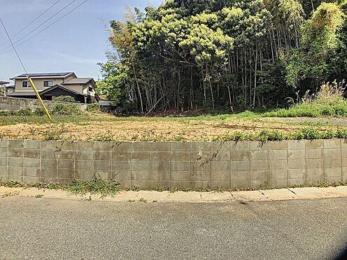 土地-額田郡幸田町大字深溝字仲馬乗 南面道路の為、日当たり良好です!