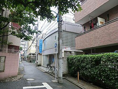 アパート-新宿区高田馬場3丁目 石田クリニック