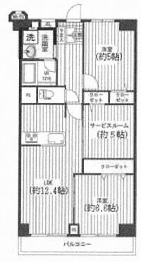 中古マンション-横浜市鶴見区下野谷町1丁目 間取り