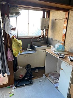 アパート-大阪市西成区千本北2丁目 キッチン