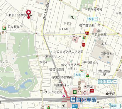 マンション(建物一部)-国分寺市東恋ケ窪2丁目 その他