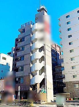 収益ビル-横浜市中区曙町3丁目 外観