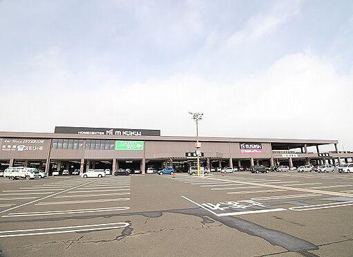 土地-名取市名取が丘2丁目 ホームセンタームサシ 名取店 約2500m