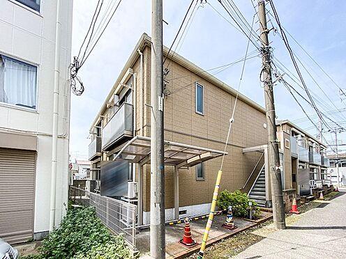 アパート-松戸市松戸新田 B棟 2007年1月築 軽量鉄骨造2階建 211.46平米 1Kx8室