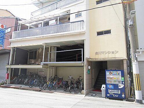 マンション(建物全部)-大阪市西区境川2丁目 北東側外観