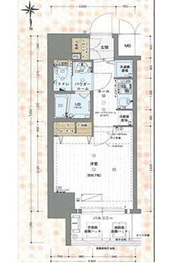 マンション(建物一部)-大阪市中央区徳井町2丁目 間取り