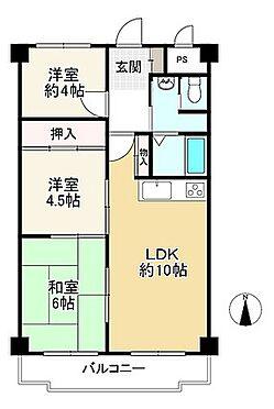 区分マンション-神戸市灘区鶴甲3丁目 室内洗濯機置き場あり