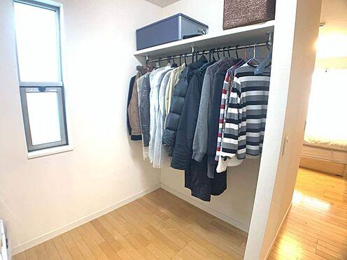 中古一戸建て-岡崎市細川町字さくら台 大きな荷物を楽々収納することが出来ます。衣替えも楽々!