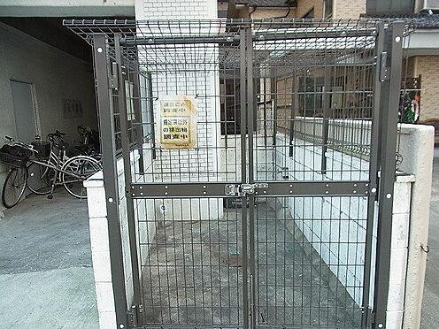 中古マンション-久留米市荘島町 設備