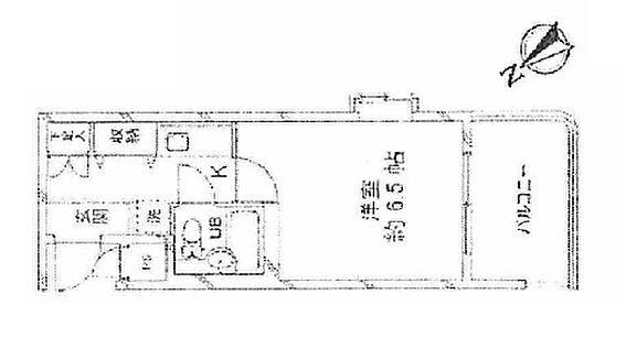 マンション(建物一部)-京都市伏見区深草泓ノ壺町 二面開口だから通風良好