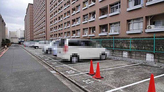 中古マンション-大阪市北区中津2丁目 駐車場