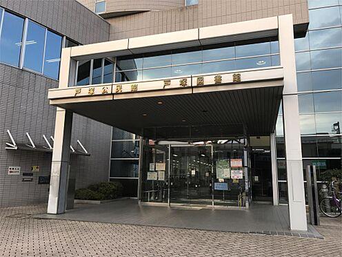 中古マンション-草加市長栄2丁目 戸塚図書館(3135m)