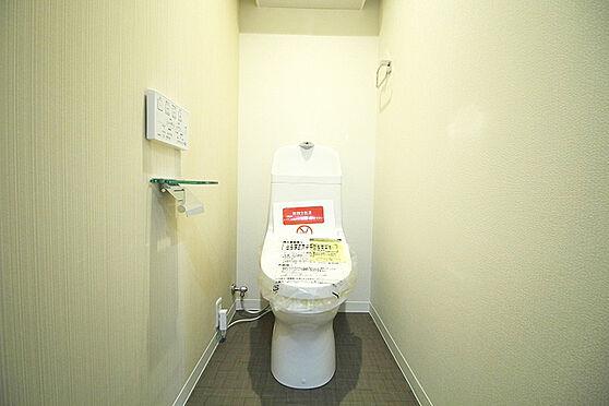 中古マンション-中野区中野5丁目 トイレ