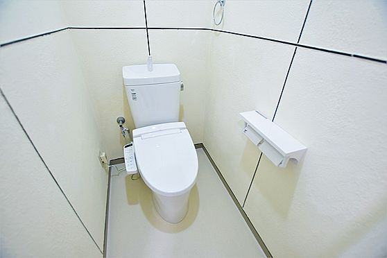 中古マンション-塩竈市赤坂 トイレ