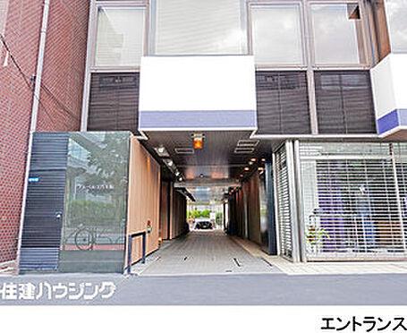 店舗(建物一部)-港区赤坂9丁目 玄関
