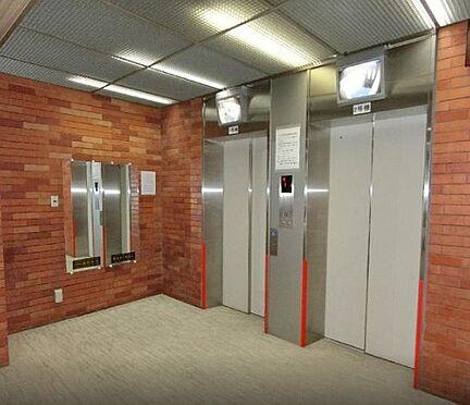 区分マンション-大阪市阿倍野区天王寺町北1丁目 清潔感のあるエレベーター