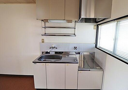 アパート-八尾市安中町9丁目 キッチン