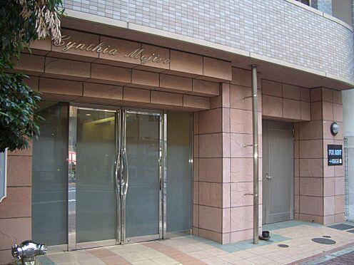マンション(建物一部)-新宿区下落合4丁目 エントランス