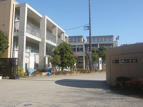 中古マンション-浦安市高洲6丁目 浦安市立高洲小学校(541m)