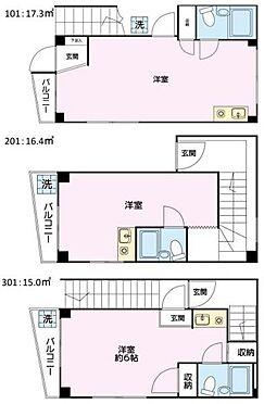 一棟マンション-練馬区貫井2丁目 ハイム中村橋・ライズプランニング