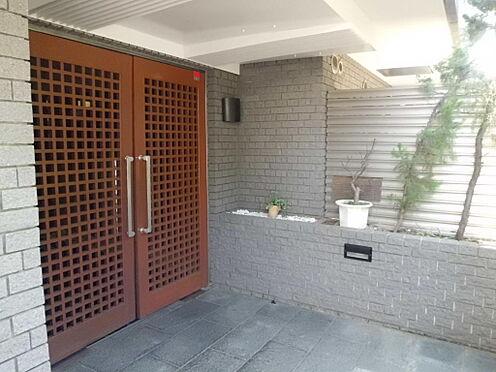 マンション(建物一部)-豊島区長崎2丁目 高級感の感じられるエントランス