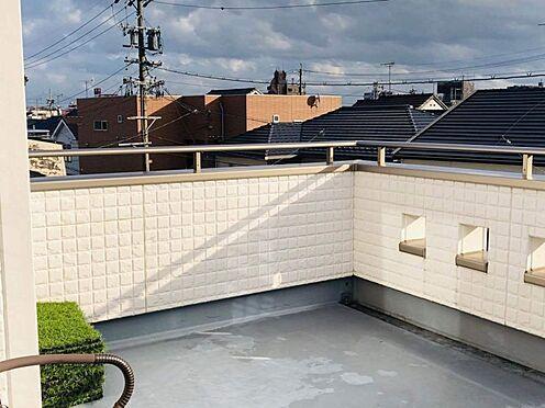 中古一戸建て-名古屋市南区豊1丁目 広々としたバルコニー!