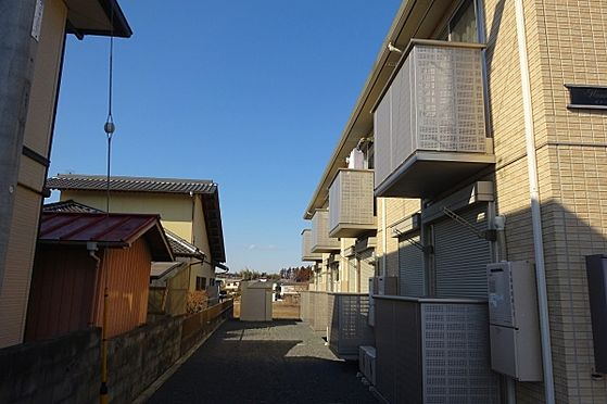 アパート-水戸市双葉台 外観