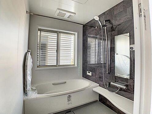 新築一戸建て-名古屋市守山区小幡北 浴室乾燥機付きのバスルーム