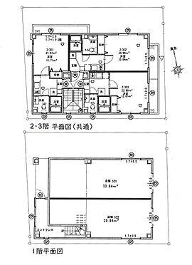 マンション(建物全部)-新宿区大久保2丁目 間取り