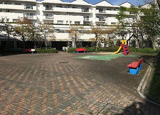 マンション(建物一部)-神戸市西区月が丘4丁目 敷地内に公園あり