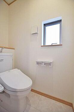 新築一戸建て-仙台市青葉区みやぎ台1丁目 トイレ