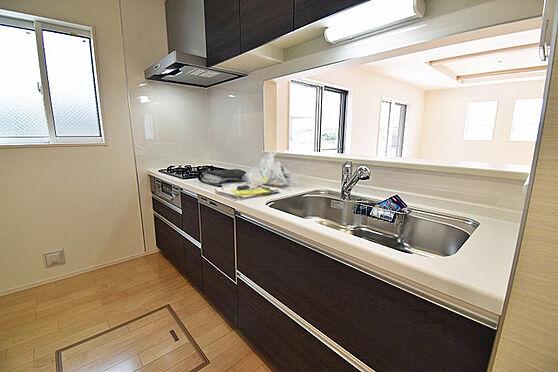 新築一戸建て-三鷹市井口1丁目 キッチン