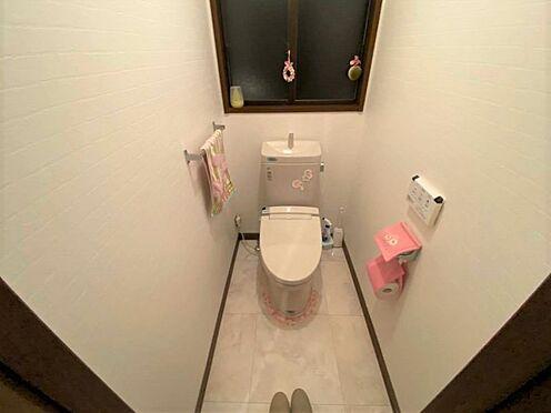 中古一戸建て-小牧市篠岡1丁目 2階トイレです。
