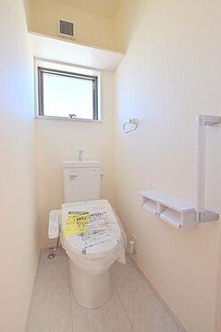 新築一戸建て-大崎市古川栄町 トイレ