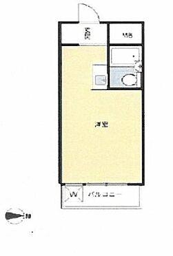 マンション(建物一部)-渋谷区神宮前1丁目 間取り