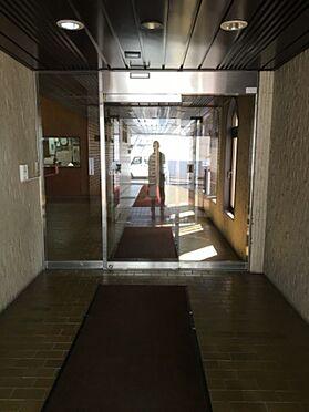 マンション(建物一部)-横浜市中区山下町 エントランス内の様子