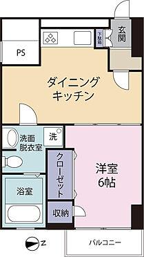 マンション(建物一部)-港区六本木5丁目 3階 東向き 現況賃料(148,000円/月)表面利回り:5.63% 事務所利用可 安心の常駐(住込)管理 バルコニーから東京タワー望む!