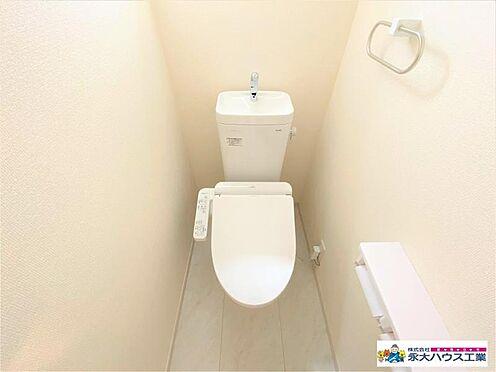 戸建賃貸-仙台市青葉区桜ケ丘6丁目 トイレ