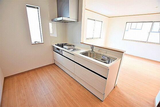 新築一戸建て-仙台市若林区中倉1丁目 キッチン