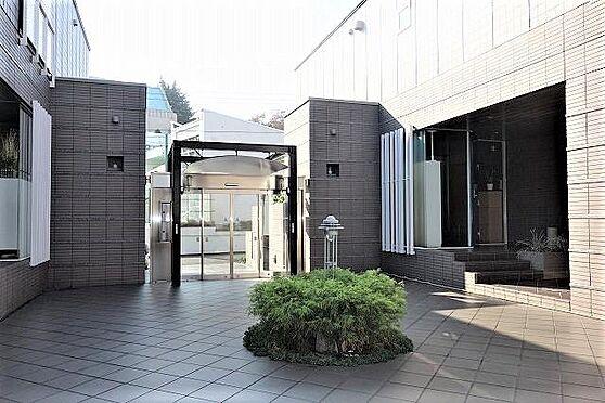 中古マンション-横浜市中区山手町 中庭