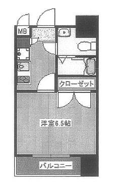 マンション(建物一部)-福岡市中央区地行1丁目 間取り