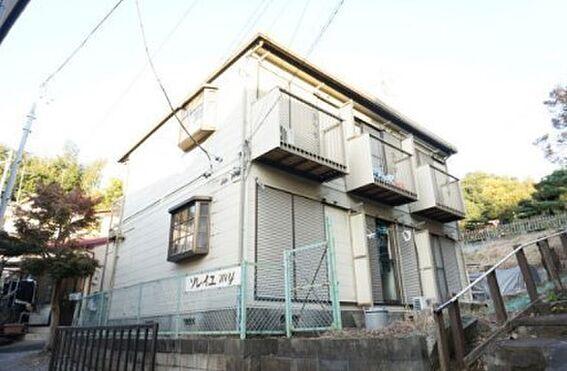 アパート-横浜市戸塚区柏尾町 外観