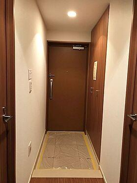 中古マンション-川口市青木4丁目 玄関