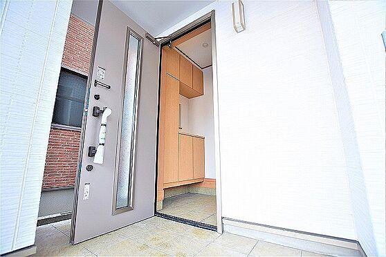 新築一戸建て-仙台市若林区中倉1丁目 玄関