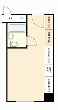 区分マンション-名古屋市東区東桜2丁目 間取り