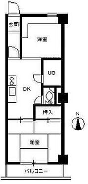 マンション(建物一部)-品川区中延6丁目 間取り